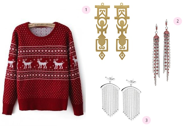 The traditional Winter knit