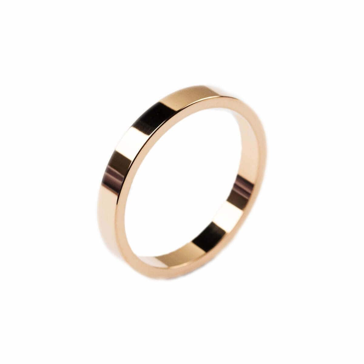 14kt Rose Gold Classic Essential Ring