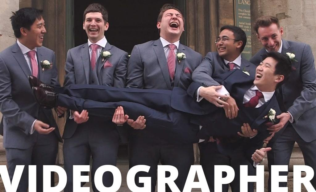 Top 10 Best Wedding Videographers in Coventry