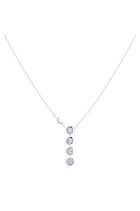 Sterling Silver Moon Transformation Necklace