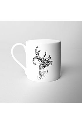 Stag Fine Bone China Mug
