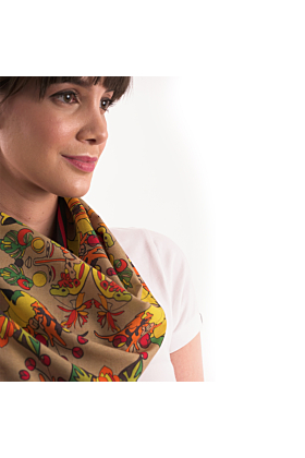 The Organic Cotton Story Scarf