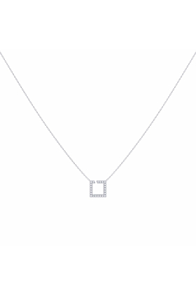 Sterling Silver Street Light Necklace