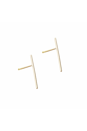 Mini Foundation Pin Earrings