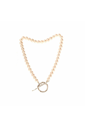 Serendipity Pearl Necklace