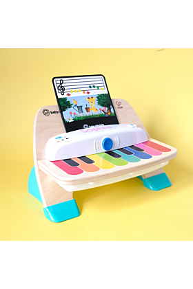 Personalised Magic Touch Piano Wooden Toy