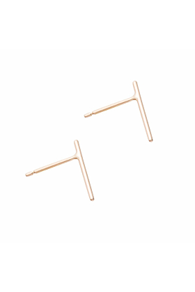 Petite Foundation Pin Earrings