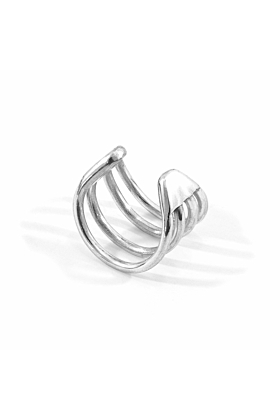 Bondi Surf Silver Ring
