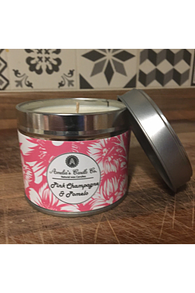 Pink Champagne & Pomelo Medium Candle