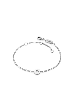 Sterling Silver Total Eclipse Of The Heart Bracelet