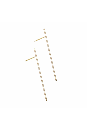 Foundation Pin Earrings