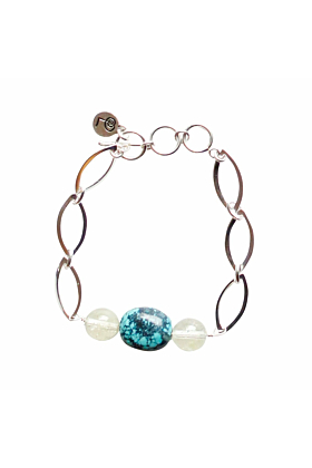 Selena Turquoise Bangle