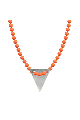 Made In Britain Necklace - Sterling Silver Bunting