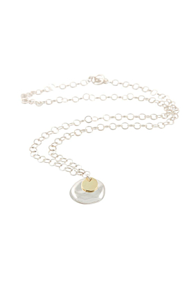 Sterling Silver Xilitla in Plain Necklace