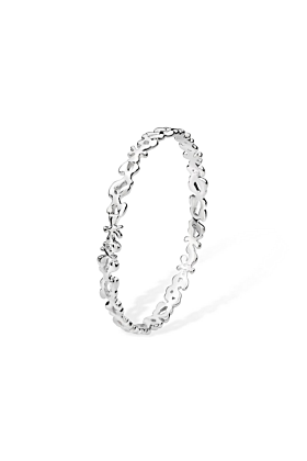 Thin Splash Bangle