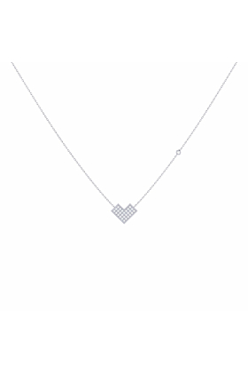 Sterling Silver One Way Necklace