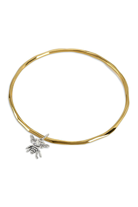 Bee Bangle Gold