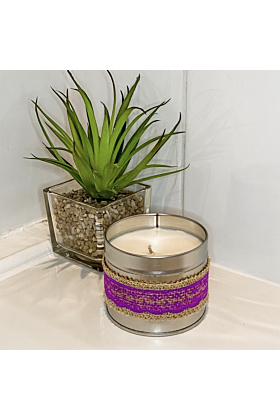Soy Wax Candle   Lavender