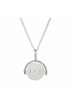 Yes/No Choice Silver Charm