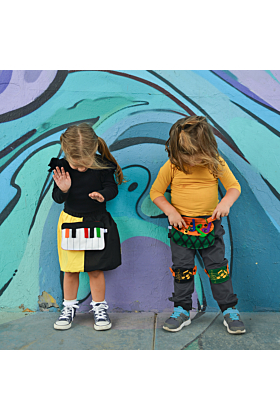 Skirt with Band Toy | Piano