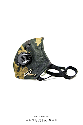 Army Leather Mask
