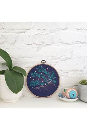 Northern Lights Embroidery Kit