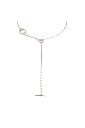 Sterling Silver Unity Necklace