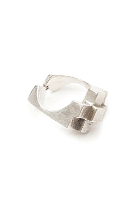 Sterling Silver Original Icon Ring