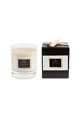 Cinnamon Soy Candle | Clear Glass