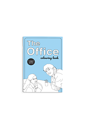 The Office Colouring Books