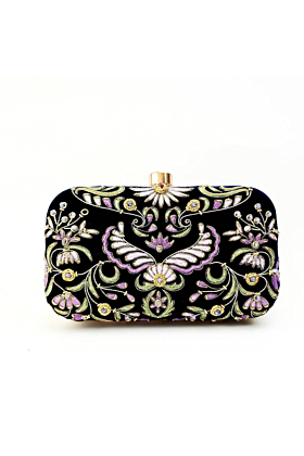 Wings of Isis Clutch Bag