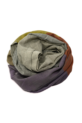Earth Unisex Cotton Scarf