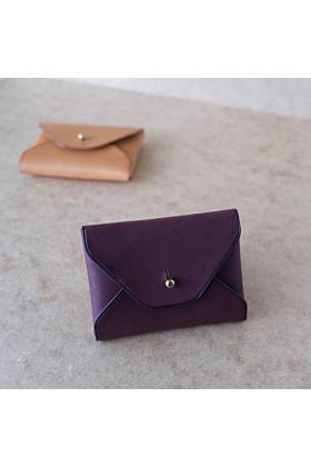 Leather Envelope Pochette