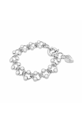 Eastern Promises Beaded Rings Bracelet