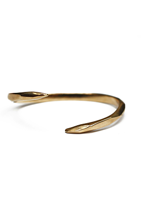 Yellow Gold Plated SAYA Bracelet