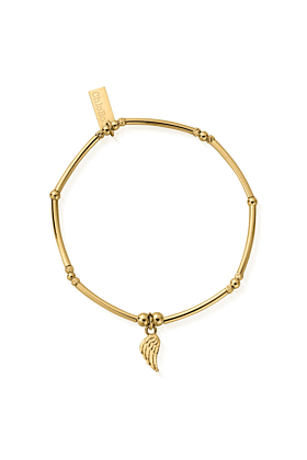 Gold Plated Divinity Within Bracelet