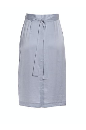 Berta Grey Skirt