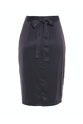 Berta Black Skirt