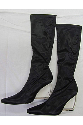 Christina Aguilera Stage-worn Boots