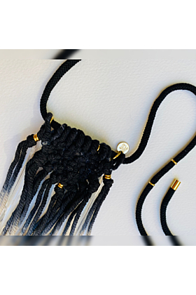 Cotton Phone Necklace N°029