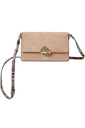 Esme Blush Small Crossbody Bag