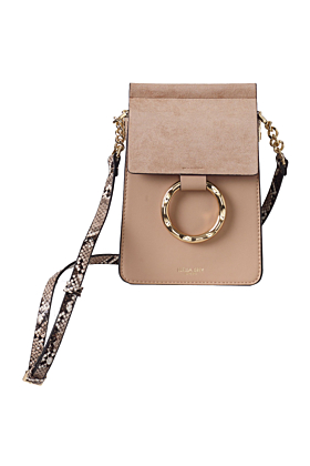 Holly Blush Crossbody Phone Bag