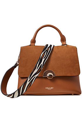 Tabitha Top Handle Cross Body Bag