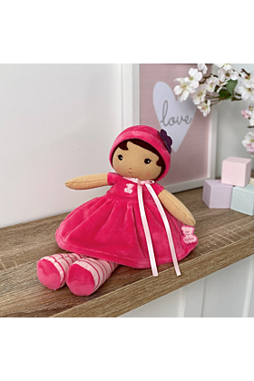 Personalised Kaloo Emma K My First Doll Soft Toy