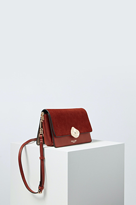 Esme Rust Small Cross Body Bag