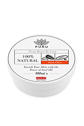 Pure Body Butter Seed Oils