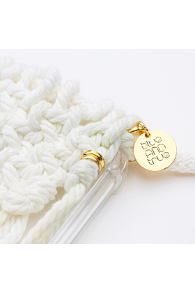 Cotton Phone Necklace N°025