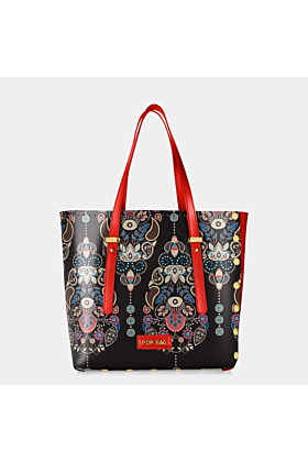 Baroque Tote Bag
