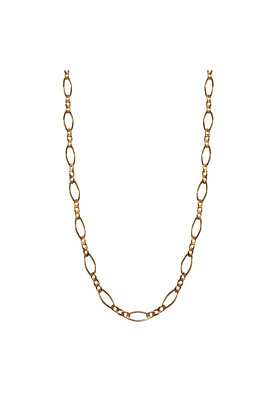 22kt Gold Plated Roman Empress Layering Chain