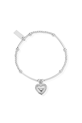 Cute Mini Star Heart Bracelet